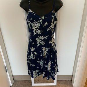Dresses & Skirts - Strappy Floral Skater Dress